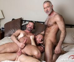 High Performance Men – Suruba Gay: Christopher Daniels, Allen Silver & Will Swagger