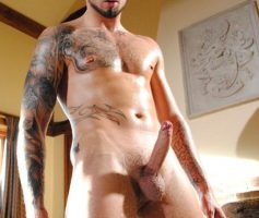 Hard Brit Lads – Macho Tatuado Gostoso: Troy Haydon
