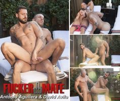 Vídeo Gay Online – Sexo Gay: Antonio Aguilera & David Avila