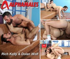Vídeo Gay Download – Sexo Gay em Dose Dupla: Rich Kelly & Dolan Wolf – Vance & Zane