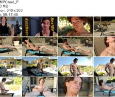 Vídeo Gay Download – Gato Gostoso: Punheta com Chad Pitt