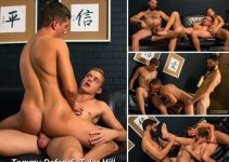 Vídeo Gay Online – Suruba Gay: Tommy Defendi, Tyler Hill & Ian Levine