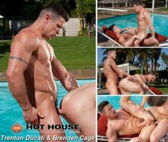 Vídeo Gay Download – Sexo Gay em Dose Dupla: Trenton Ducati & Brenden Cage – Tommy Defendi & Mario Costa