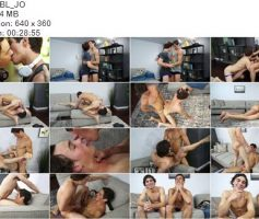 Vídeo Gay Download – Sexo Gay em Dose Dupla: Billy Taylor & Justin Owen – Austin Wolf, Sean Zevran & Romeo Alfonso