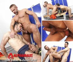Vídeo Gay Download – Machos Fodendo: Dirk Caber & Dolan Wolf