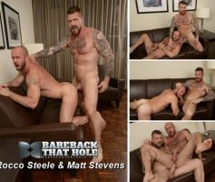 Vídeo Gay Download – Sexo Gay Bareback em Dose Dupla: Corban & Vander – Rocco Steele & Matt Stevens