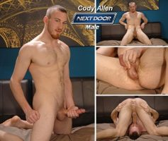 Vídeo Gay Download – Gato Gostoso: Punheta com Cody Allen