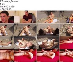 Vídeo Gay Download – Gato Gostoso: Punheta com Tommy Dovas