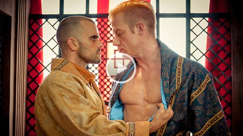 Christopher Daniels & Damien Crosse