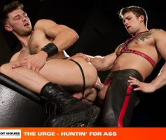 Hot House – Sexo Gay: Sebastian Kross & Casey More – Sebastian Kross & Jacob Peterson
