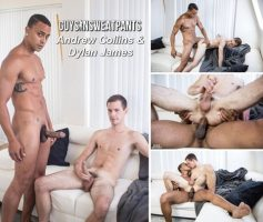 Vídeo Gay Download – Sexo Gay Bareback em Dose Dupla: Andrew Collins & Dylan James – Cameron Jakob & Dillon Hays