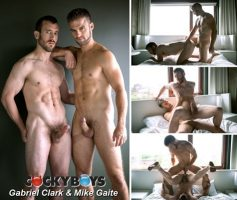 Vídeo Gay Download – Sexo Gay em Dose Dupla: Gabriel Clark & Mike Gaite – Alex Killborn & Asher Hawk