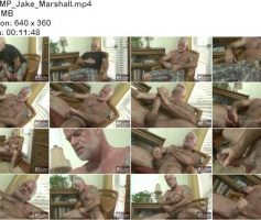 Vídeo Gay Download – Macho Maduro Gostoso: Punheta com Jake Marshall