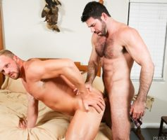 Vídeo Gay Online – Sexo Gay: Billy Santoro & Josh Peters