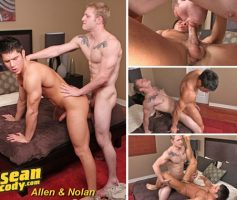 Vídeo Gay Download – Sexo Gay em Dose Dupla: Allen & Nolan – Aaron & Nolan