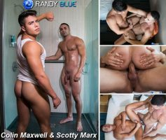 Vídeo Gay Online – Sexo Gay Bareback: Colin Maxwell & Scotty Marx