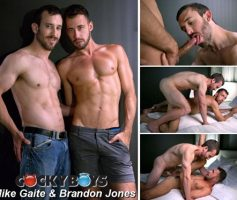 Vídeo Gay Download – Sexo Gay: Mike Gaite & Brandon Jones