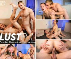 Vídeo Gay Online – Sexo Gay: Brenner Bolton & Landon Mycles