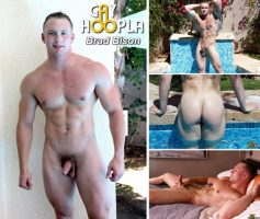 Vídeo Gay Download – Gato Sarado Gostoso: Punheta com Brad Bison