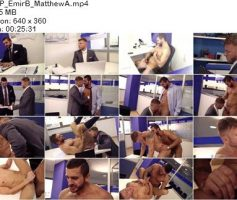 Vídeo Gay Download – Sexo Gay em Dose Dupla: Atticus Fox, Jeff Powers & Lukas Valentine – Emir Boscatto & Matthew Anders