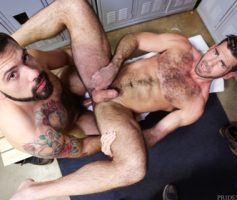 Vídeo Gay Online – Sexo Gay: Alessandro Del Toro & Billy Santoro