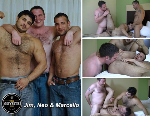 marcello gay porn Jim neo