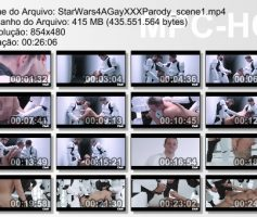 Vídeo Gay Download – Sexo Gay: Star Wars 4 : A Gay XXX Parody