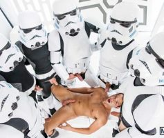 Men – Sexo Gay: Star Wars 4 : A Gay XXX Parody