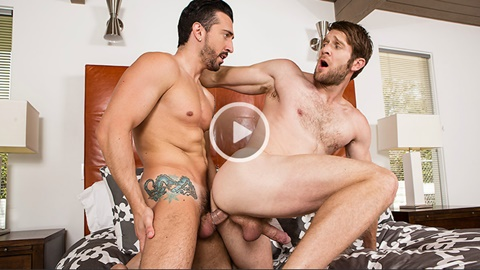 Colby Keller and Jimmy Durano
