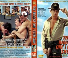 Vídeo Gay Online – Filme Gay Completo: The Biggest One I Ever Saw!