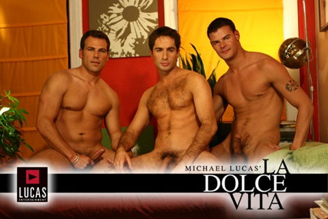 Michael Lucas La Dolce Vita Part 2