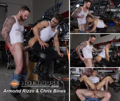 Vídeo Gay Download – Sexo Gay em Dose Dupla: Armond Rizzo & Chris Bines – Adam Ramzi & Mark Sanz