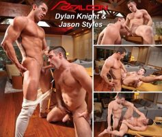Vídeo Gay Download – Sexo Gay em Dose Dupla: Bruno Bernal & Scott Demarco – Dylan Knight & Jason Styles