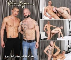 Vídeo Gay Download – Sexo Gay Bareback em Dose Dupla: Daniel & Sean – Leo Moreno & Rainer