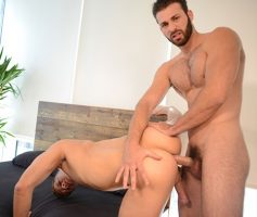 Vídeo Gay Online – Sexo Gay: Jarec Wentworth & Nicoli Cole