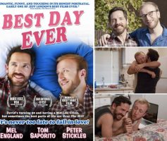 Sessão Cinema: Best Day Ever Legendado em Portugês