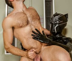 Men – Troca-Troca Gay: Alex Mecum & Black Panther