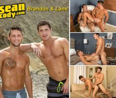 Vídeo Gay Online – Sexo Gay Bareback: Brandon & Lane