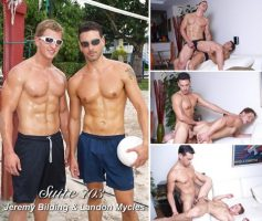 Vídeo Gay Online – Sexo Gay: Jeremy Bilding & Landon Mycles