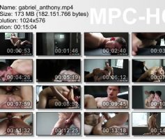 Vídeo Gay Download – Sexo Gay: Gabriel Clark & Anthony Romero