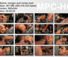 Vídeo Gay Download – Sexo Gay: Morgan Black & Roman Heart