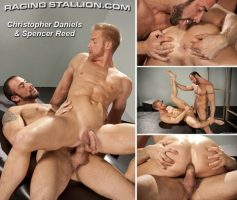 Vídeo Gay Online – Sexo Gay: Christopher Daniels & Spencer Reed