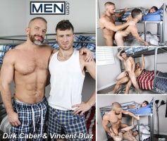 Vídeo Gay Download – Sexo Gay em Dose Dupla: Dirk Caber & Vincent Diaz – Paul Canon, Mike Maverick & Ricky Larkin
