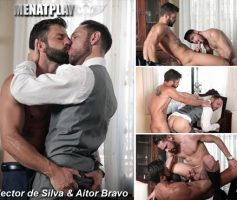 Vídeo Gay Download – Sexo Gay em Dose Dupla: Philip Zyos & Massimo Piano – Hector de Silva & Aitor Bravo