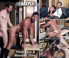 Vídeo Gay Online – Sexo Gay: Philip Zyos & Massimo Piano