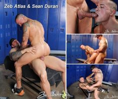 Vídeo Gay Online – Sexo Gay: Zeb Atlas & Sean Duran