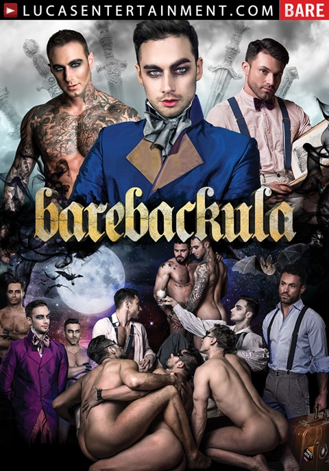 Lucas Entertainment – Sexo Gay Bareback: Barebackula