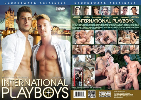 Vídeo Gay Download – Sexo Gay: International Playboys DVD Completo