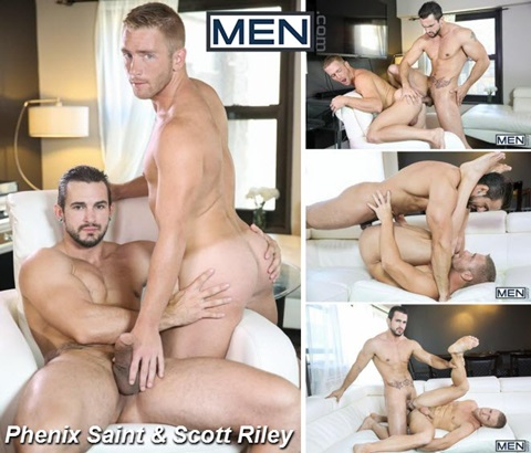 Vídeo Gay Download – Sexo Gay em Dose Dupla: Phenix Saint & Scott Riley – Tommy Regan & Charlie Pattinson
