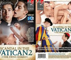 Vídeo Gay Download – Sexo Gay Bareback: Scandal in the Vatican 2 DVD Completo